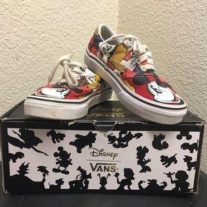 Disney Vans-Kids Size 1.5